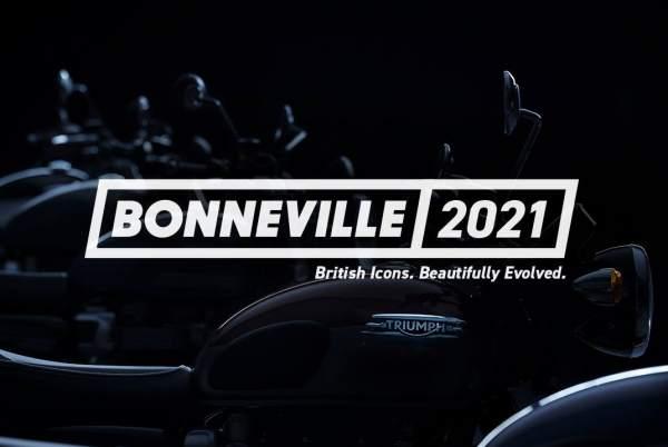 Triumph Bonneville teaser