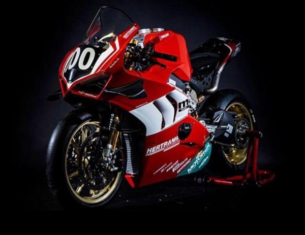 V4R endurance racer.