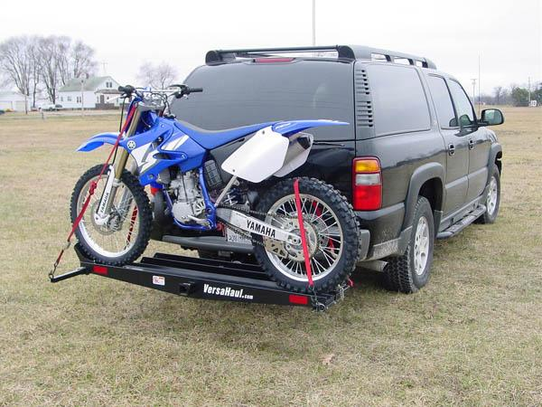 7 Lessons On How Not To Load Your Motorcycle Onto Your Trailer