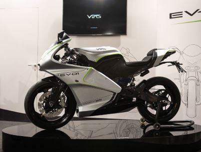 Vins EV-01 electric motorcycle