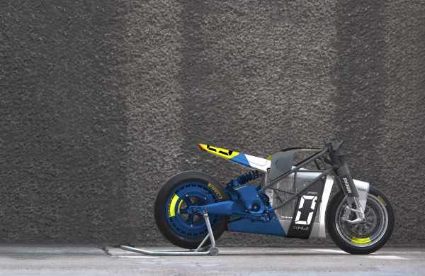 XP Race Untitled Motorcycles electric