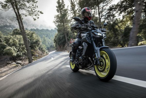 Yamaha to launch MT-09 SP