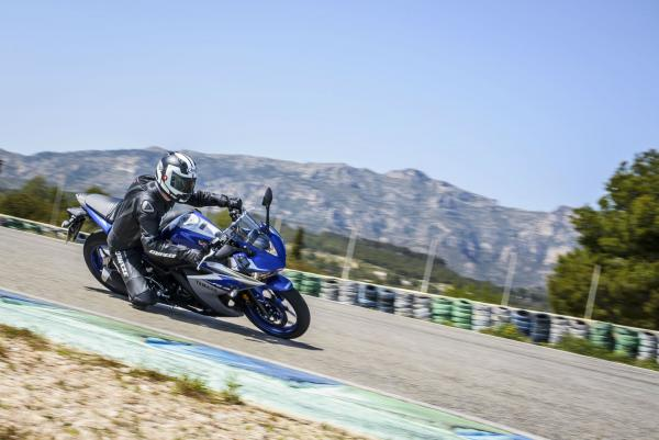 MotoGP-inspired Yamaha R3 on the cards