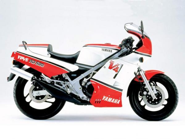 Decades of decadence: Yamaha RDs explored