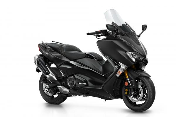 Yamaha's new TMAX range