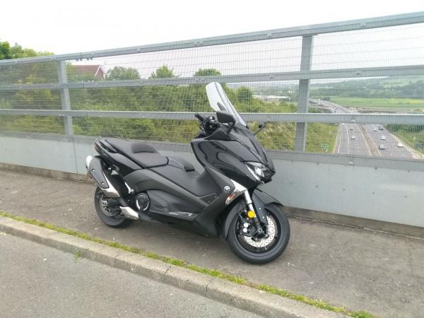 Yamaha TMAX long-term test week three: better than a motorcycle