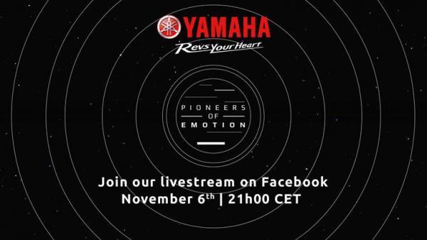 Watch: 2018 Yamaha motorcycle range unveiled here, live