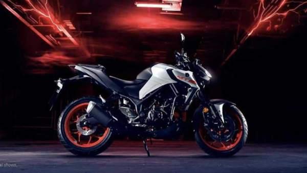 Yamaha MT-25 2021
