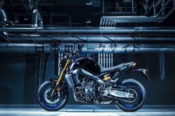 2021 Yamaha MT-09 SP announced