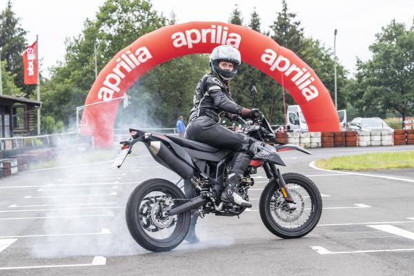 2018 Aprilia SX125 launch