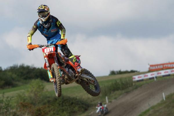 Motocross: Adam Sterry wraps up British MX2 title at Foxhills