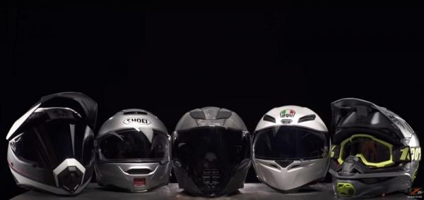 motorcycle helmets 2019