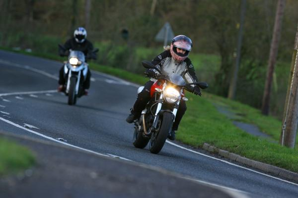 Five biggest mistakes people make in the bike test