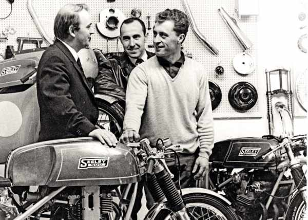 Colin Seeley people who changed motorcycling