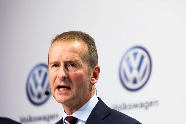 Why VW's Herbert Diess could be good for Ducati...