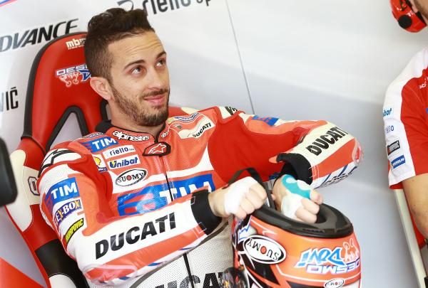 MotoGP: Dovizioso signs two-year contract with Ducati