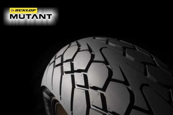 dunlop mutant motorcycle tyres