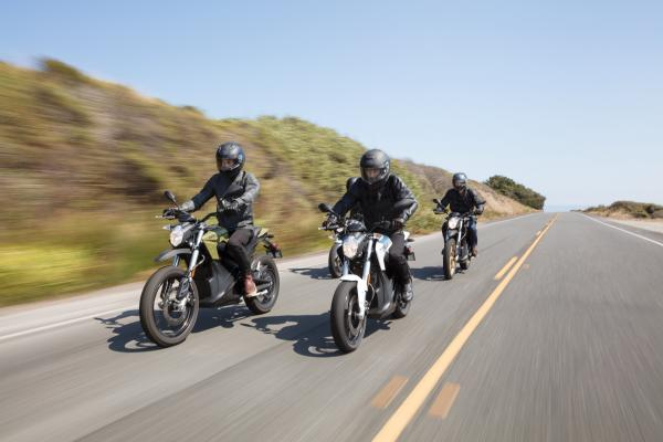 Zero Motorcycles reveals improved range and faster charging 2018 models