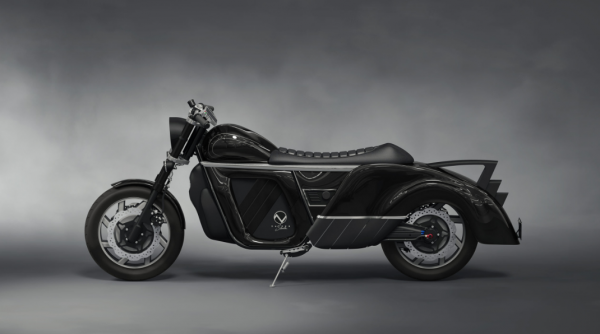 Zaiser Electrocycle electric motorcycle