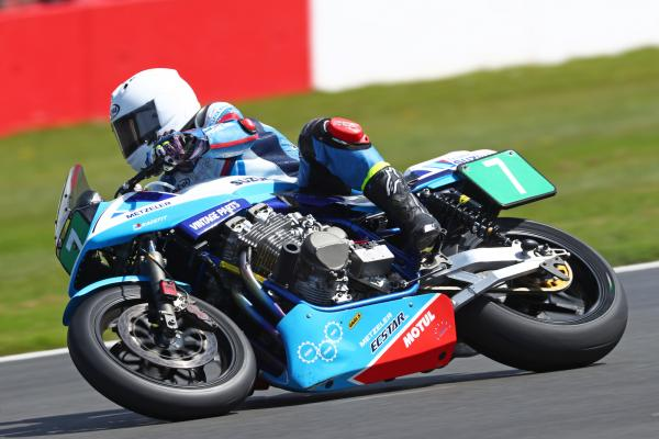 Suzuki Classic racer