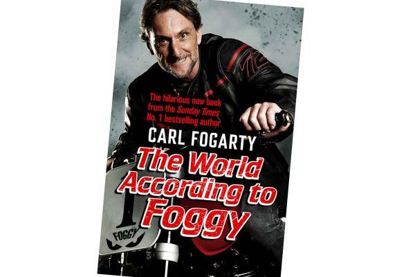 World According To Foggy on sale next week