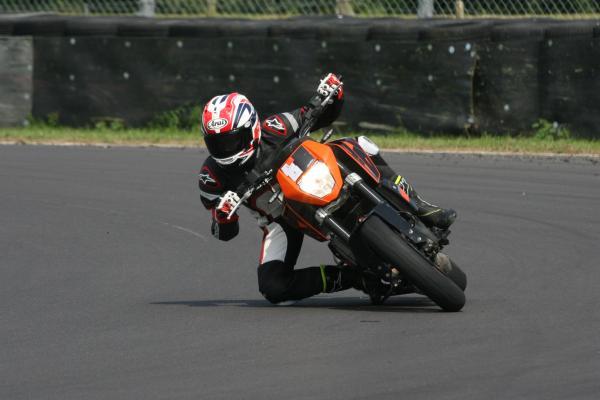 KTM 690 Duke long term update 5: New rubber
