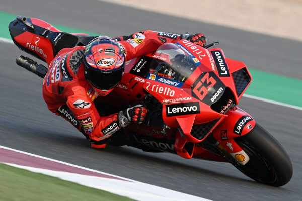 2021 Qatar MotoGP - Full Qualifying Results & Zarco sets new top speed record!