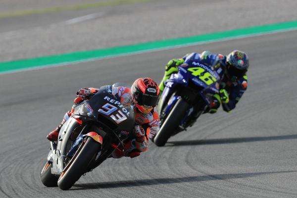 Valencia MotoGP test - LIVE!