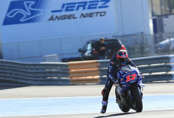 Jerez MotoGP test times - Wednesday (4:30pm)