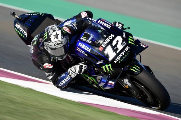 Qatar MotoGP - Full Qualifying Results