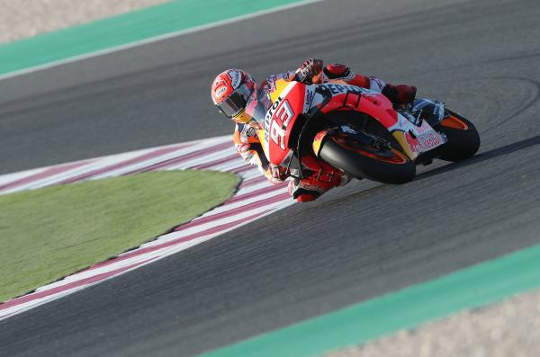 Marquez heads up FP1 from Miller, Crutchlow