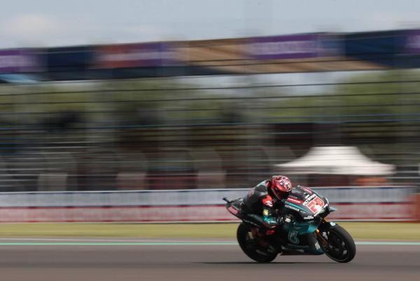 Quartararo: It's worse than Moto3!