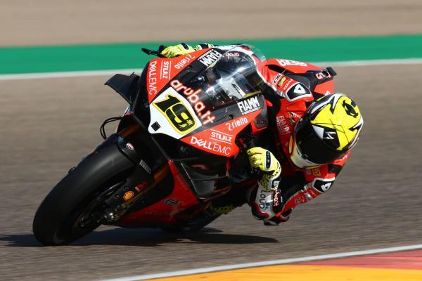 Bautista takes winning streak to Ducati's Imola backyard