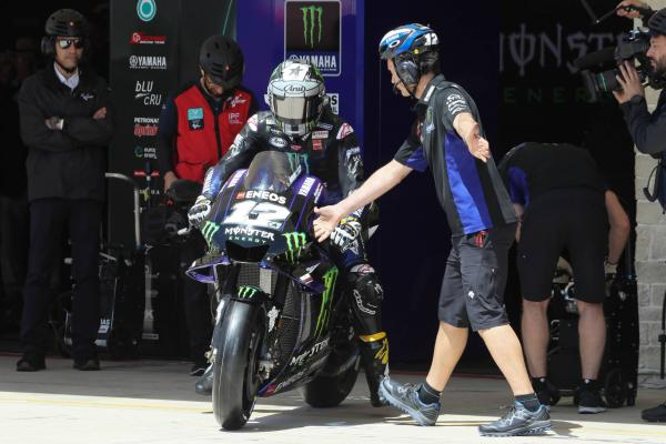 Vinales: Jerez 'potentially very good' for Yamaha
