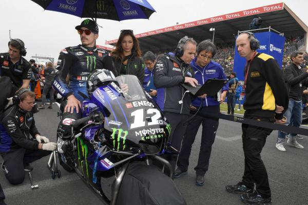Vinales: Qualifying critical, M1 felt 'almost perfect'