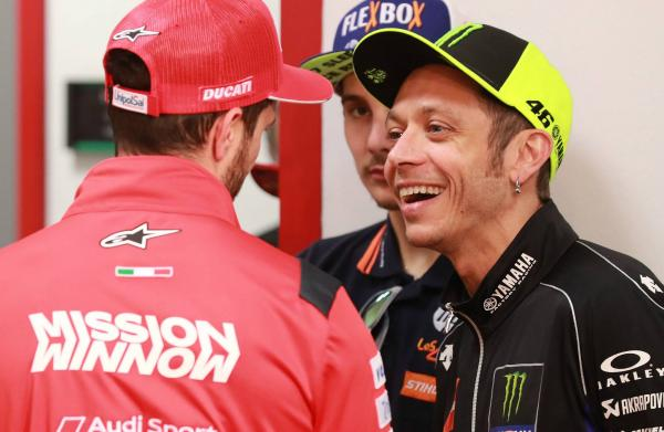 Rossi still 'emotional' with every Mugello MotoGP moment