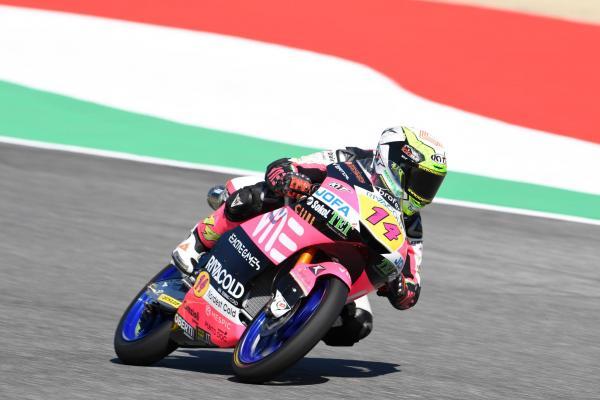 Moto3 Mugello: Late record pace sees Arbolino blast to pole