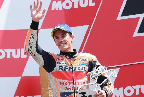 """Marquez """"forgot about victory"""" to extend MotoGP points lead"""