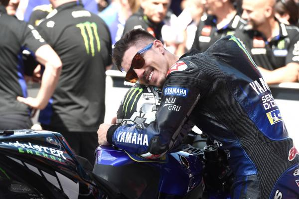 """Vinales out to show Assen """"not a coincidence"""""""