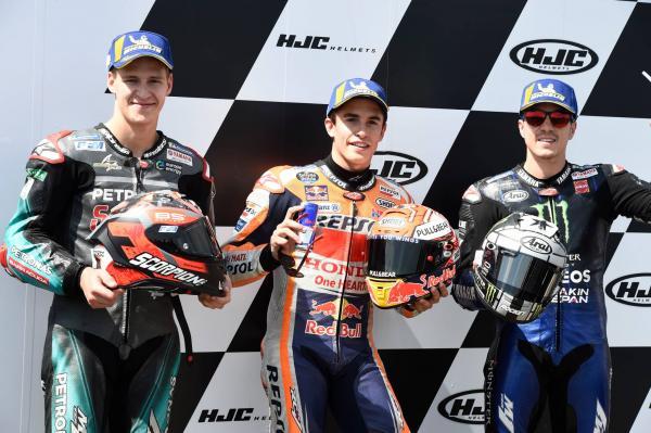 Marquez: Vinales, Quartararo will be fastest rivals