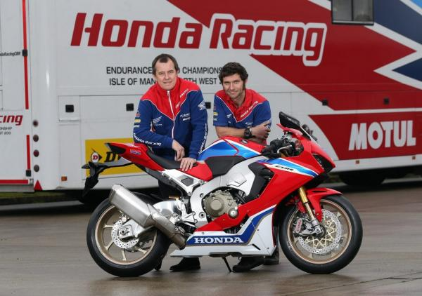 Guy Martin returns to Isle of Man TT with Honda Racing
