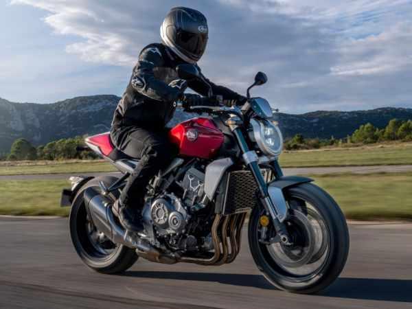 Honda CB1000RR