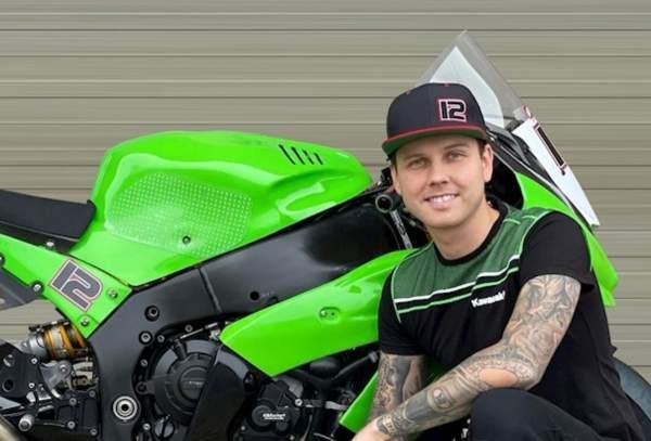 Luke Mossey, DB Racing, Kawasaki ZX-10RR