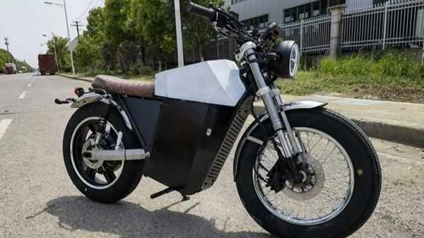 Ox Motorcycles Ox One electric motorcycle