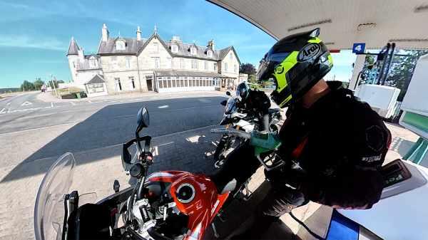 Fuel prices in UK 2021 motorcycle petrol