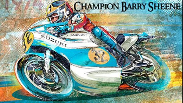 Champion Barry Sheene - Profile of a Legend