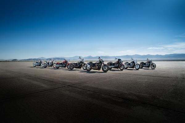 Harley-Davidson 2018 Softail line-up