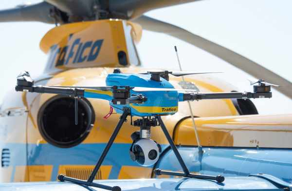 39 drones to be used to monitor Spanish roads