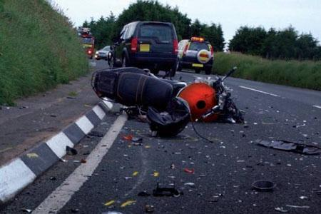 This is what you should do after a motorcycle accident?