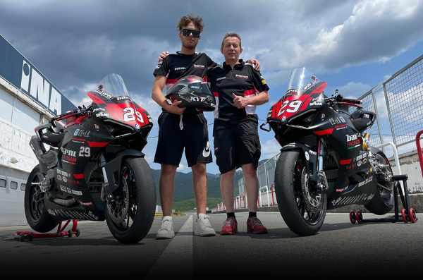 Barni Racing Ducati V2